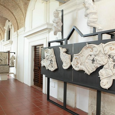 Marmi dell'antica Cattedrale