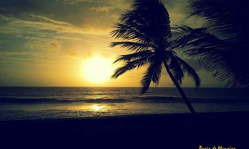 Amanhecer na Praia de Manaira