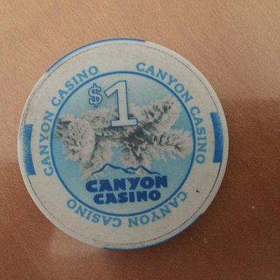 $1 casino chip