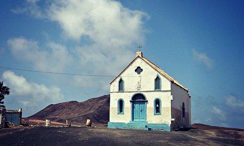 Lady Compassion Chapel in Pedra de Lume, Cape Verde