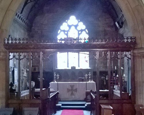 View to the Altar