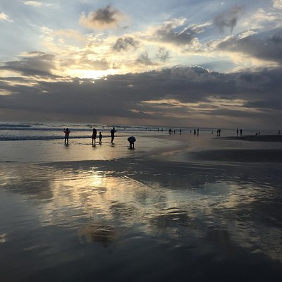 mirror mirror on the beach