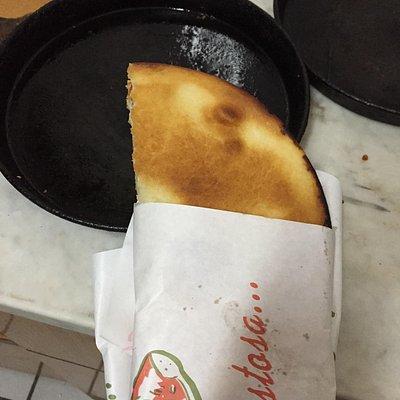 La pizzetta di Amerigo