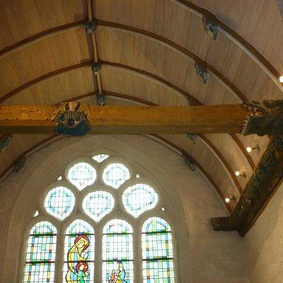 Chapelle de Tréminou