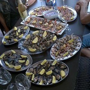 uno dei tanti aperitivi organizzati     by Grugliasco