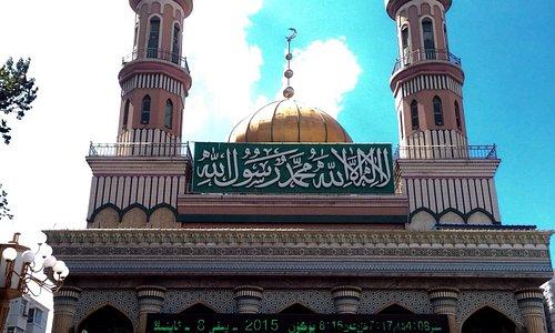 Moschea esterno