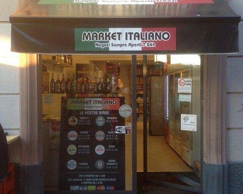 Market Italiano 7-24h