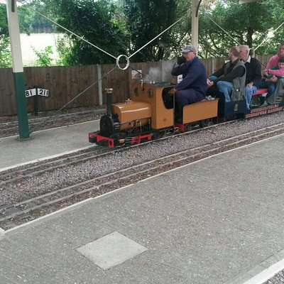 Summerfields Miniature Railway