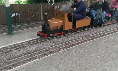 Summerfields Miniature Railway
