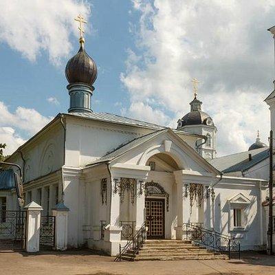 Казанский крестильный храм