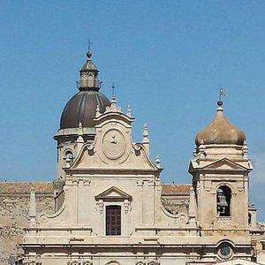 Chiesa Matrice S.Nicolò-SS.Salvatore in Militello V.C.