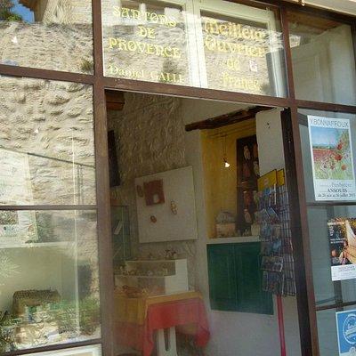 Daniel Galli store front
