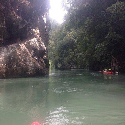 Let's Go Kayaking Krabi