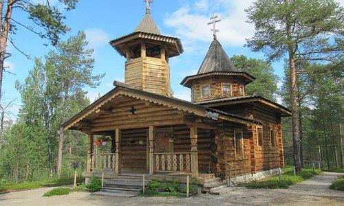 Saint Tryphon Pechenga Orthodox Church