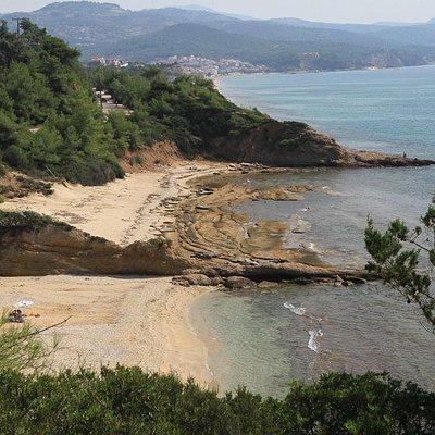 Plaża Tripiti