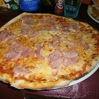 Pizza énorme