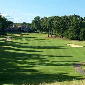 18th Hole of Toqua Golf Course