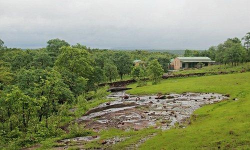 View of the rooms Ratapani Range Retreat