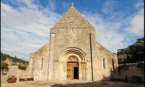 Eglise Notre-Dame de l'Assomption, Etretat