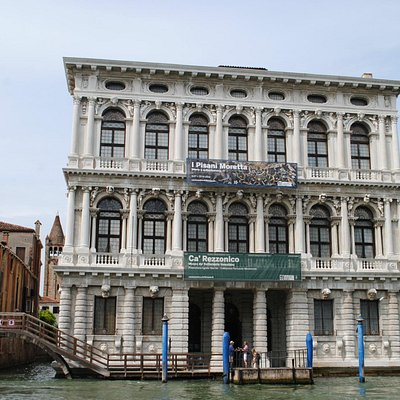 Facade on the Canal Grande