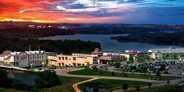 Lakeside at Sunset