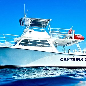 Dive aboard the Sea Eagle!