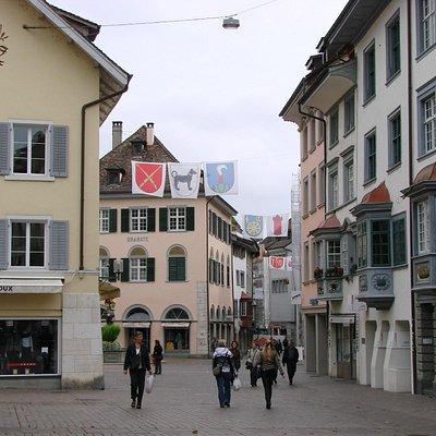 Centre Historique Schaffhouse
