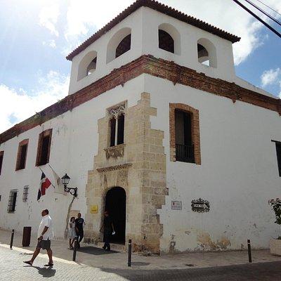 La Casa del Tostado.