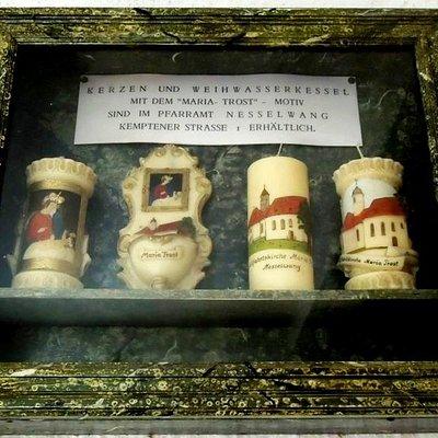 сувенирные свечи