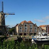 Willemstad beautiful harbour