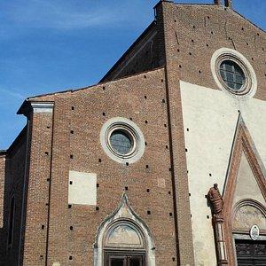 facciata e campanile