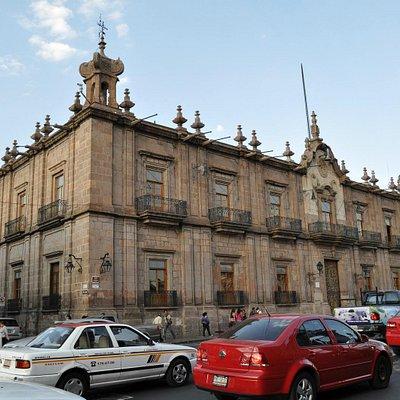 Здание правительства штата
