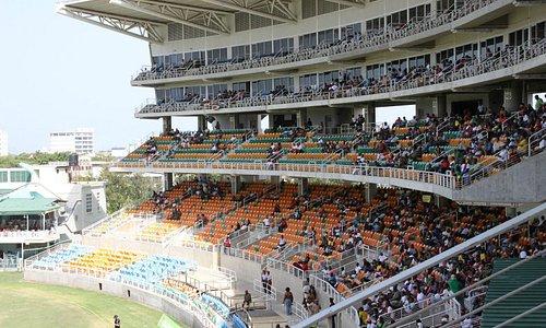 North Stand, Sabina Park