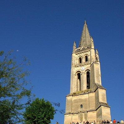 Clocher de l'Eglise Monolithe