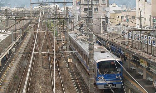 新しい電車