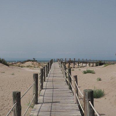 Ruhig, keine Partymeile, schön mit Hund, Strand war nie voll