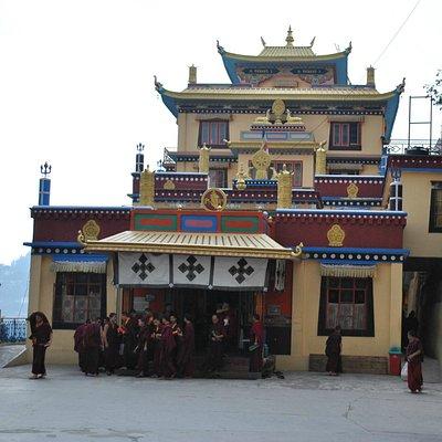 nyingmapa monastery panthaghati