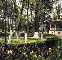 "Parque ""Los Berros"" Kiosko"