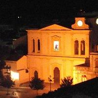 Solarino_Chiesa S. Paolo Apostolo by night