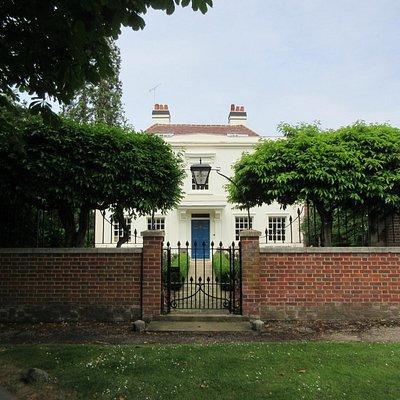 Samuel Palmer (Artist) lived & worked here