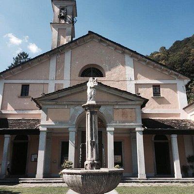 Il Santuario della Madonna del Boden