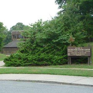 Golden Pond Visitors Center