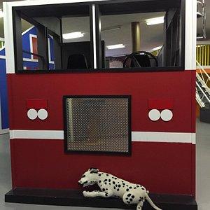 Rock Hill Fire Station Museum