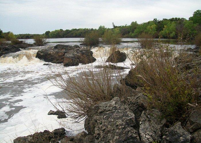 Cascada del Queguay ,margen izquierda SET/2012
