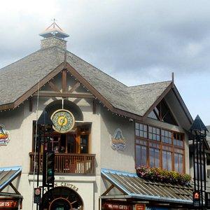 Wild Bill's Legendary Saloon, Banff National Park, Alberta, Canada
