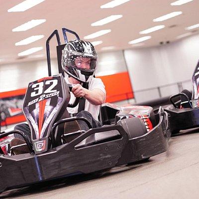 Reno's Premier Indoor Kart Racing