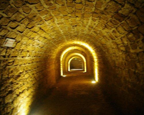 galerie du fort des Ayvelles