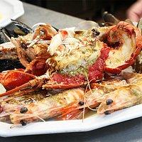 Mariscada - Restaurante Miramar Cambrils