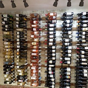 Notre mur des vins