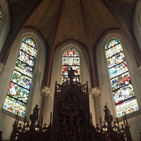 Stained glass (original)